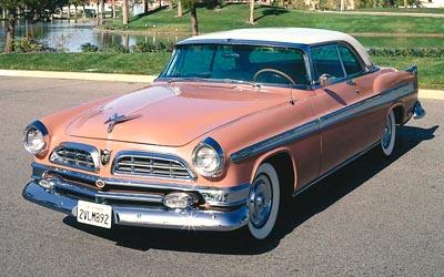 Chrysler New Yorker IV 1955 - 1956 Coupe-Hardtop #8