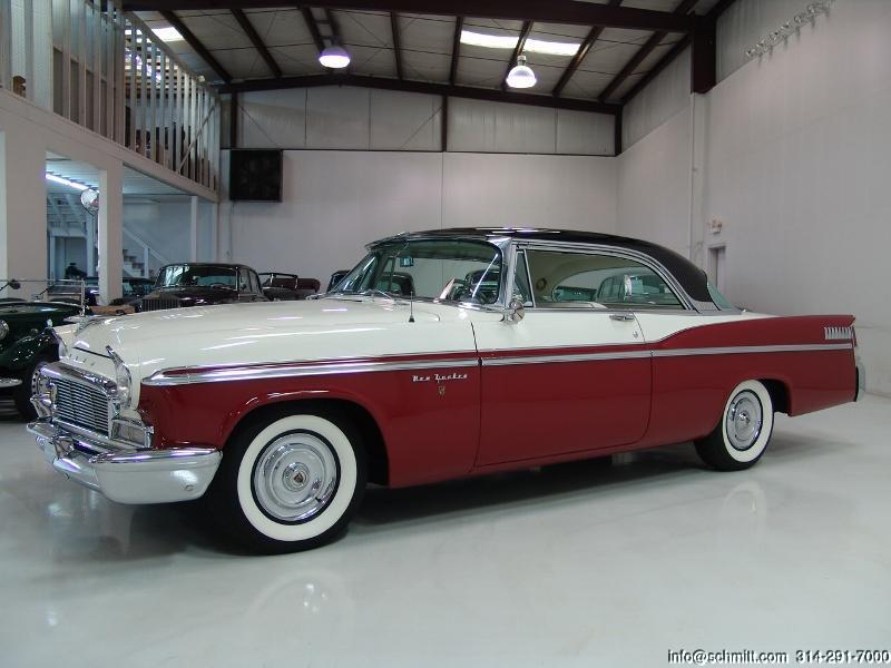 Chrysler New Yorker IV 1955 - 1956 Coupe-Hardtop #5