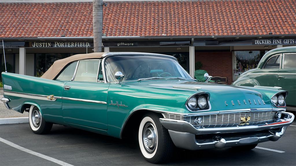 Chrysler New Yorker V 1957 - 1959 Cabriolet #3