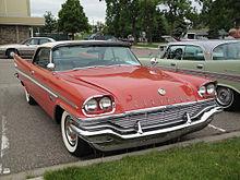 Chrysler New Yorker V 1957 - 1959 Cabriolet #1