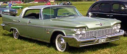 Chrysler New Yorker V 1957 - 1959 Cabriolet #6