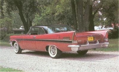 Chrysler New Yorker V 1957 - 1959 Cabriolet #5