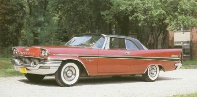 Chrysler New Yorker V 1957 - 1959 Cabriolet #8