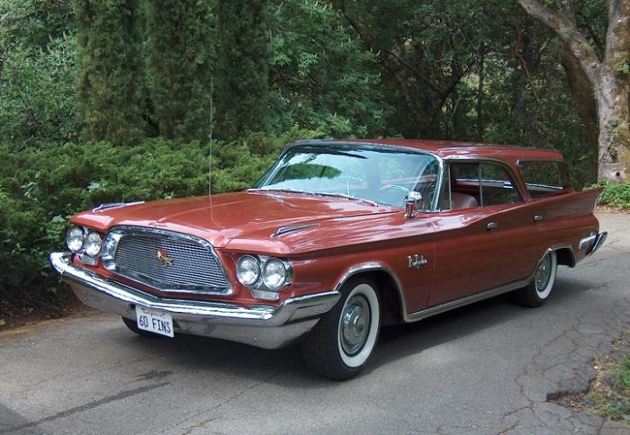 Chrysler New Yorker VI 1960 - 1964 Sedan #7