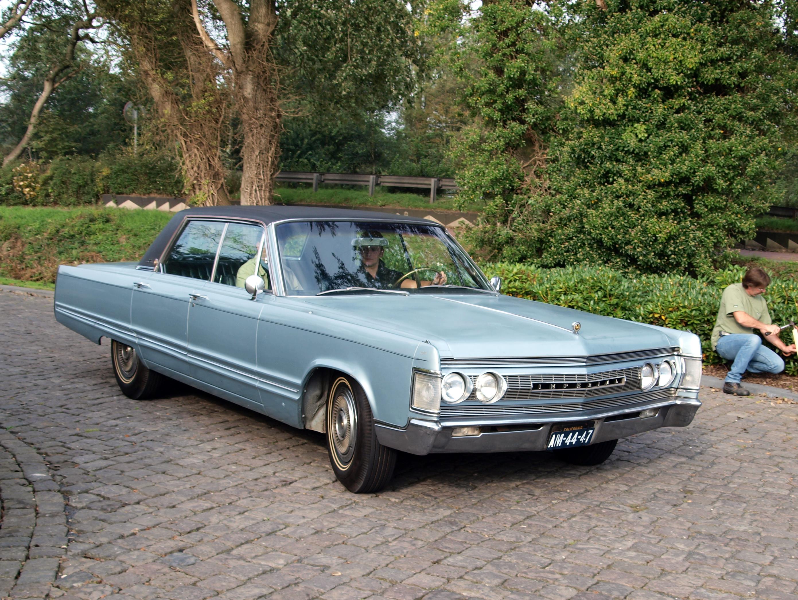 Chrysler New Yorker VI 1960 - 1964 Sedan #3
