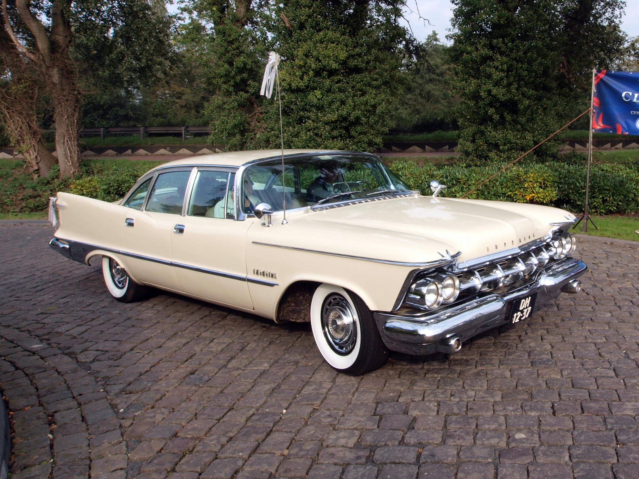 Chrysler New Yorker VI 1960 - 1964 Sedan #4