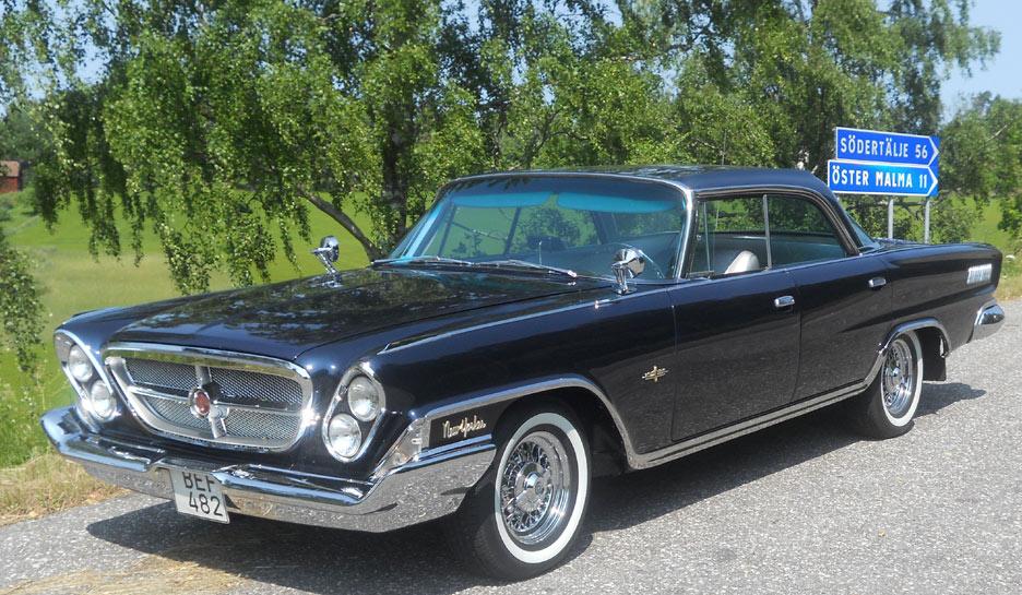 Chrysler New Yorker VI 1960 - 1964 Sedan #2