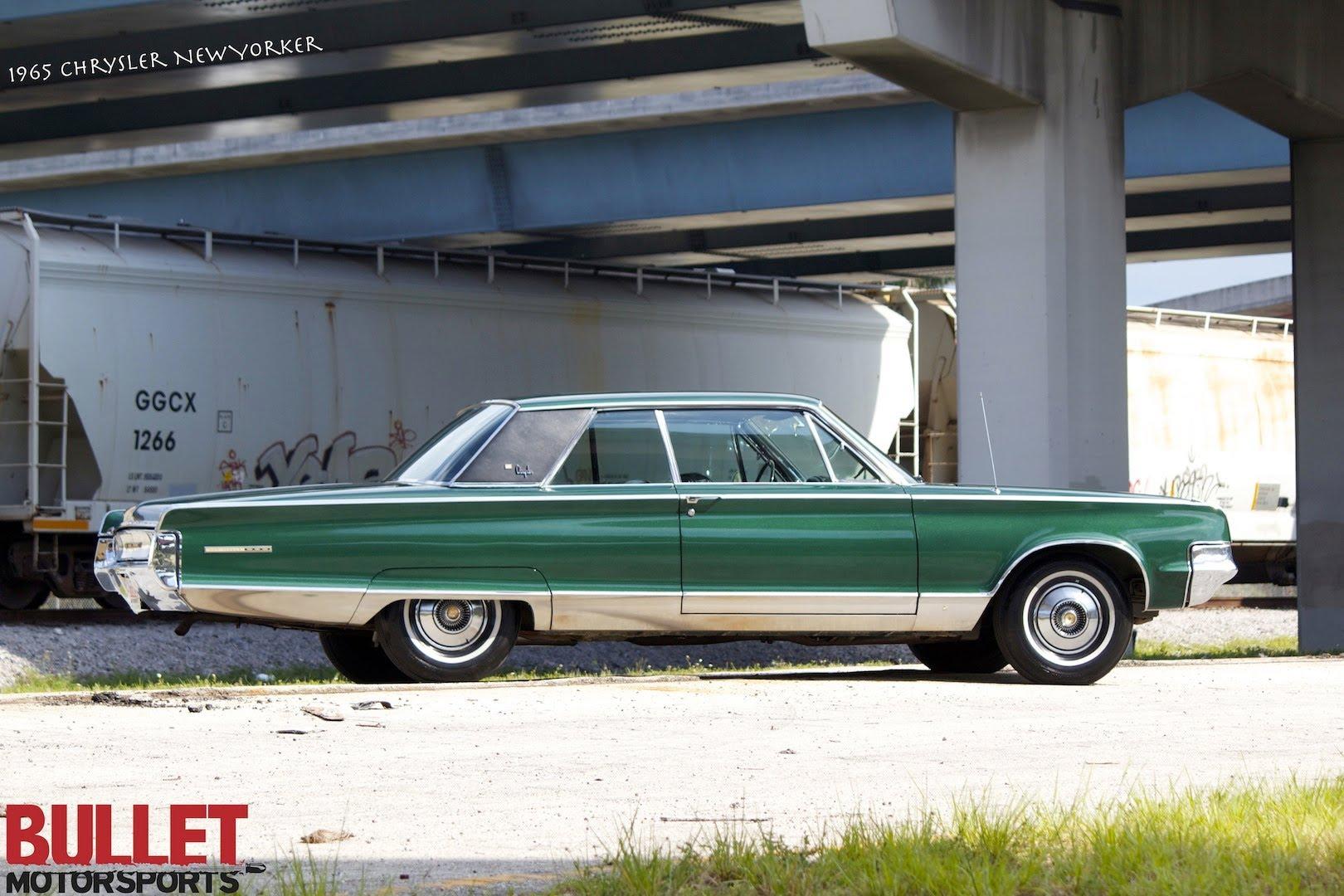 Chrysler New Yorker VII 1965 - 1968 Coupe-Hardtop #6
