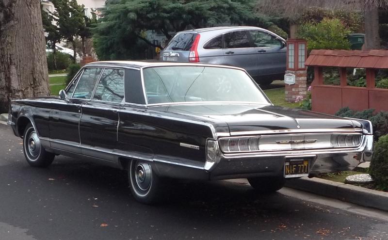 Chrysler New Yorker VII 1965 - 1968 Coupe-Hardtop #2