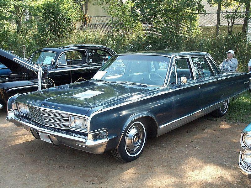 Chrysler New Yorker VII 1965 - 1968 Coupe-Hardtop #7