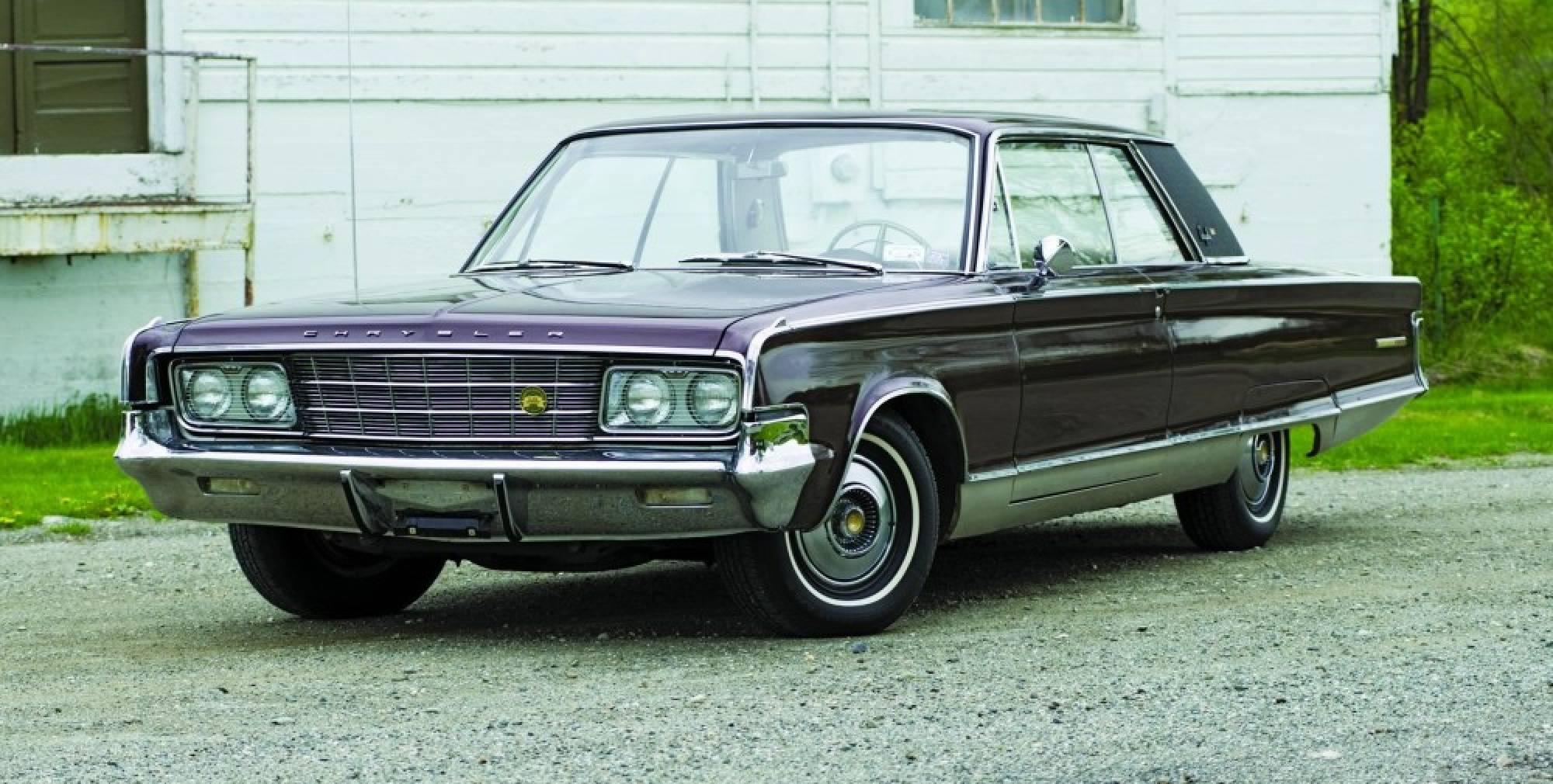 Chrysler New Yorker VII 1965 - 1968 Coupe-Hardtop #5