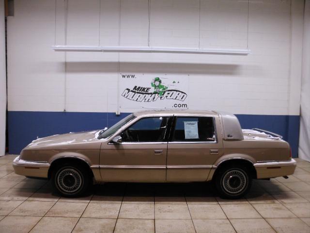 Chrysler New Yorker XIII 1989 - 1993 Sedan #7