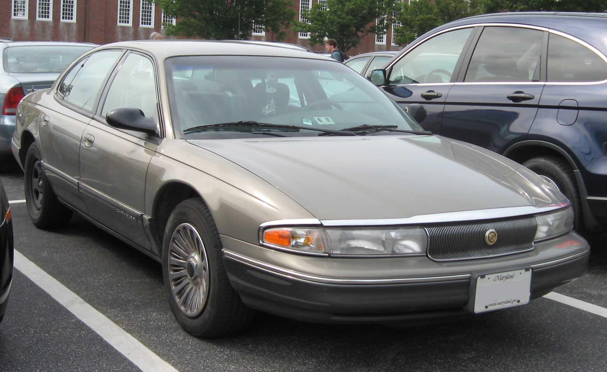 Chrysler New Yorker XIV 1994 - 1996 Sedan #7