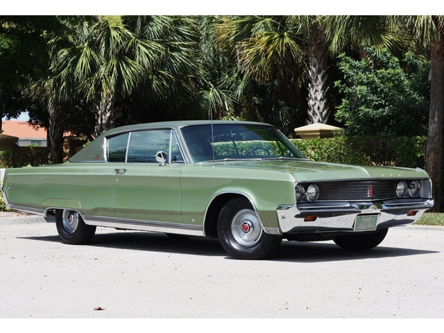 Chrysler Newport V 1968 - 1973 Coupe-Hardtop #2
