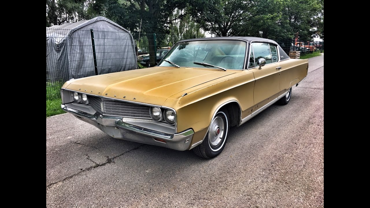 Chrysler Newport V 1968 - 1973 Coupe-Hardtop #5