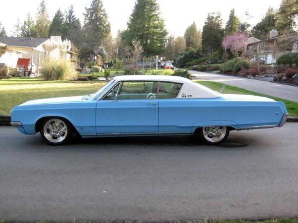 Chrysler Newport V 1968 - 1973 Coupe-Hardtop #7