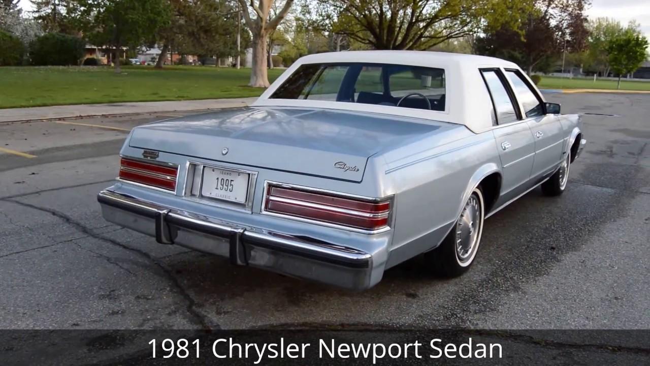 Chrysler Newport VI 1973 - 1978 Sedan #5