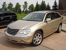 Chrysler Pacifica CS 2003 - 2008 SUV 5 door #4