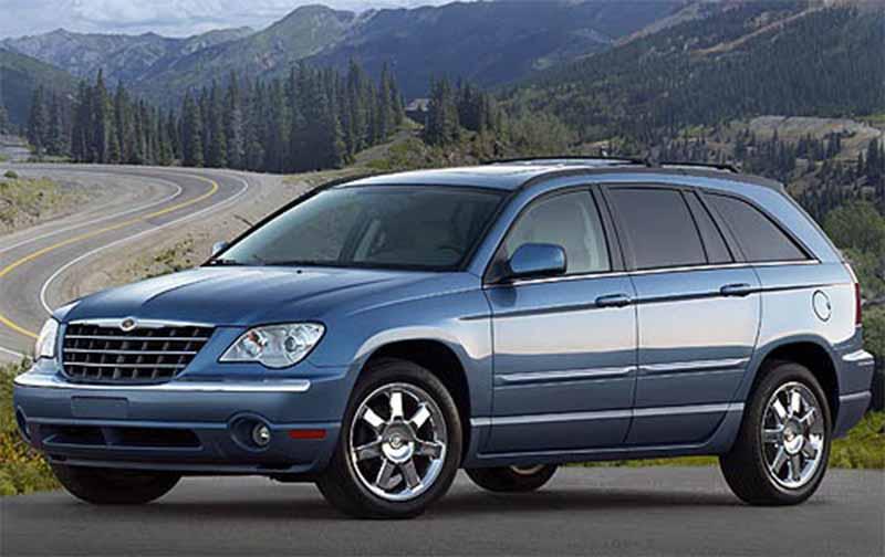 Chrysler Pacifica CS 2003 - 2008 SUV 5 door #5
