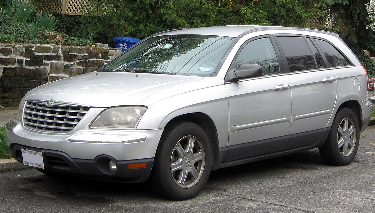 Chrysler Pacifica CS 2003 - 2008 SUV 5 door #7