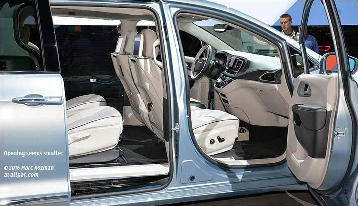 Chrysler Pacifica RU 2016 - now Minivan #8