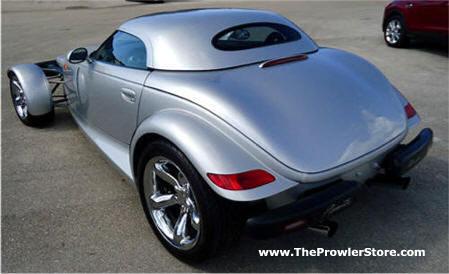 Chrysler Prowler 2001 - 2002 Cabriolet #2