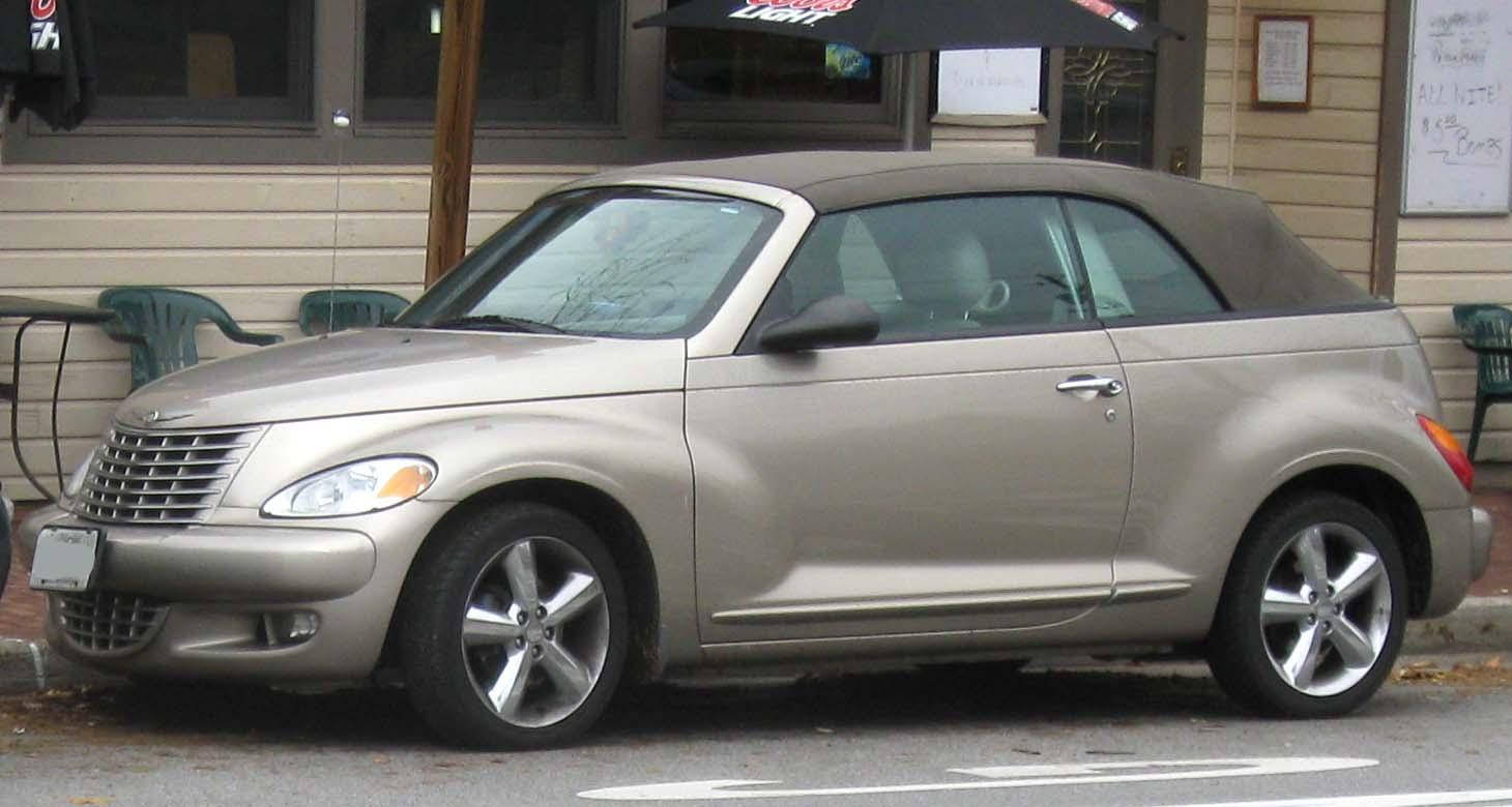 Chrysler PT Cruiser 2000 - 2010 Cabriolet #3