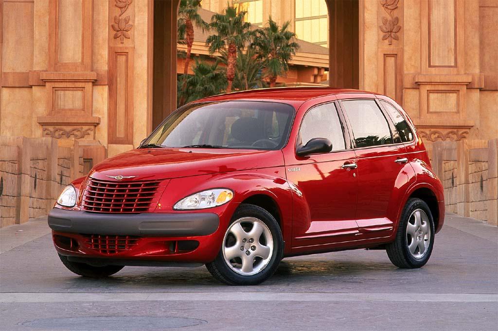 Chrysler PT Cruiser 2000 - 2010 Cabriolet #1