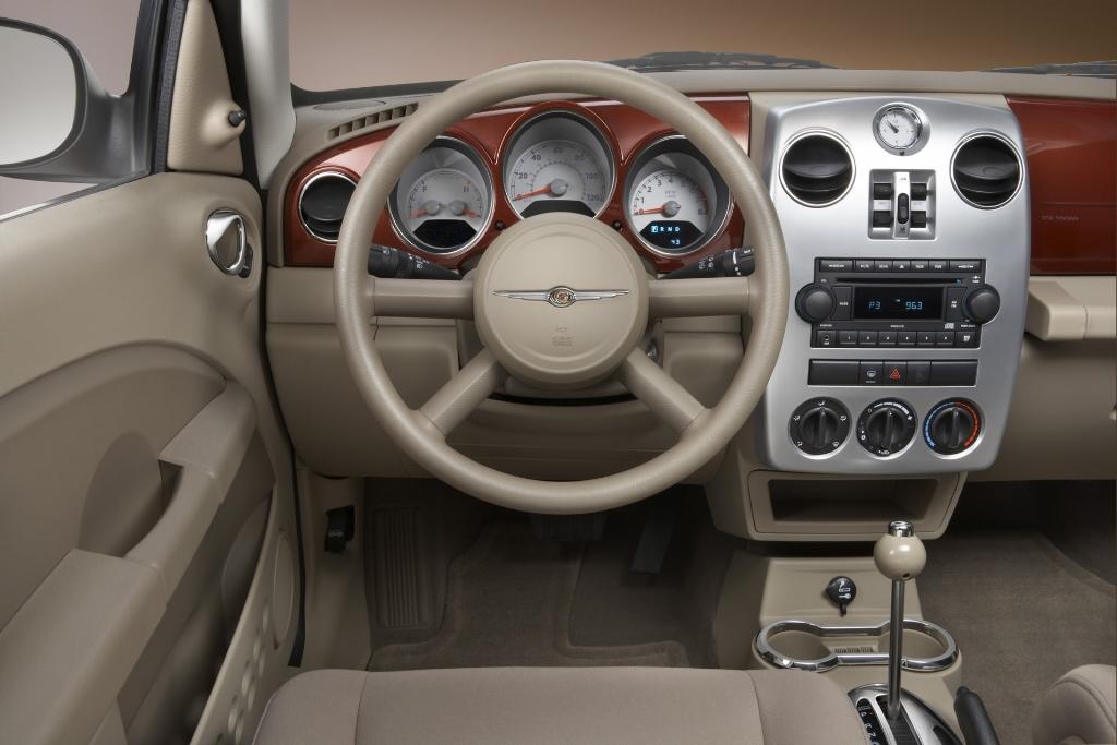 Chrysler PT Cruiser 2000 - 2010 Cabriolet #5