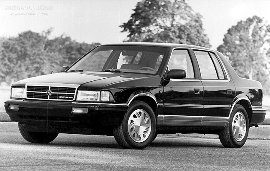 Chrysler Saratoga 1989 - 1995 Sedan #3