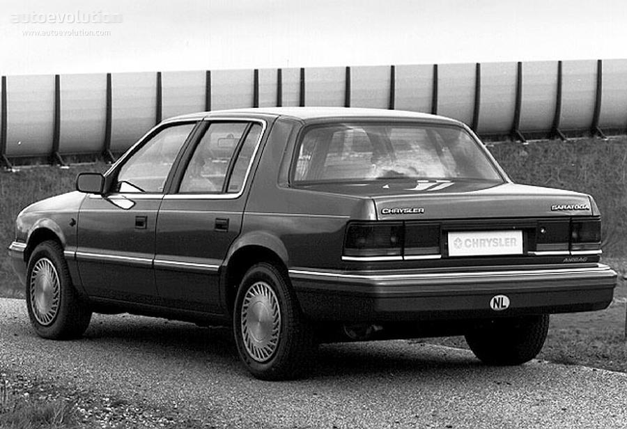 Chrysler Saratoga 1989 - 1995 Sedan #4