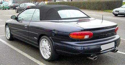 Chrysler Stratus 1994 - 2000 Cabriolet #4