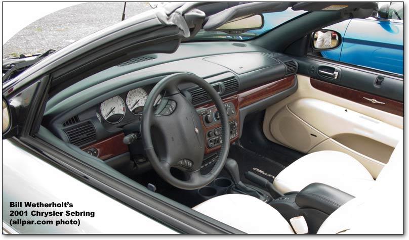 Chrysler Sebring III 2006 - 2010 Cabriolet #8