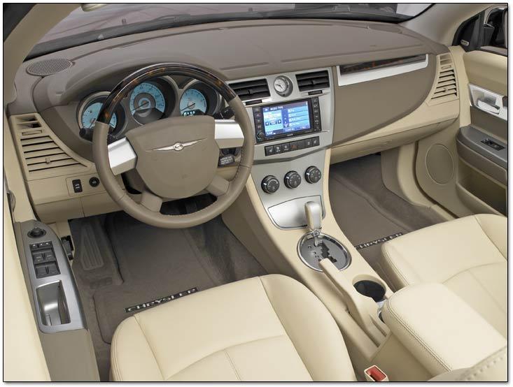 Chrysler Sebring III 2006 - 2010 Cabriolet #5