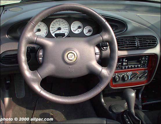 Chrysler Stratus 1994 - 2000 Cabriolet #5