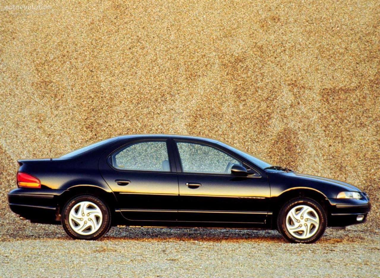 Dodge Stratus I 1995 - 2000 Sedan #5