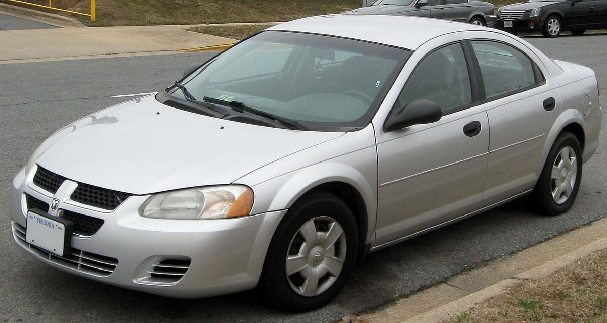 Dodge Stratus II Restyling 2003 - 2006 Coupe #2
