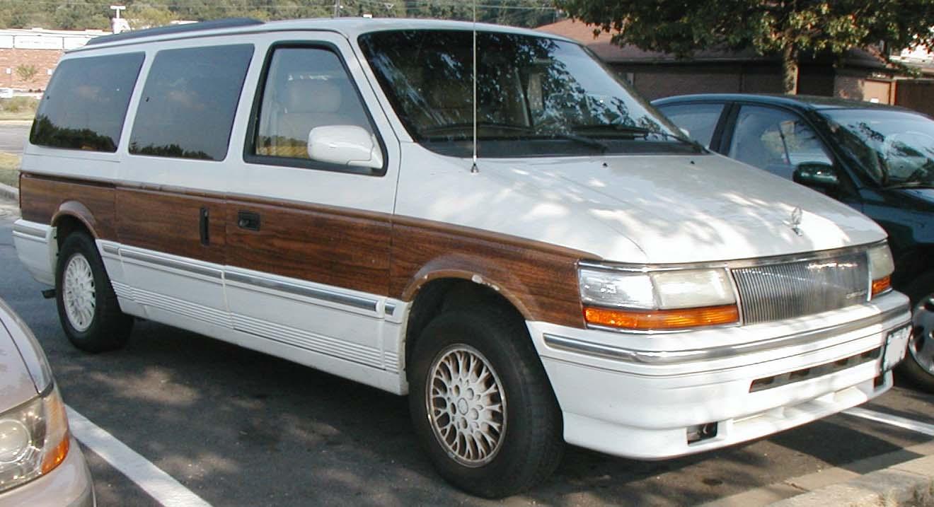 Chrysler Town & Country II 1990 - 1995 Minivan #5