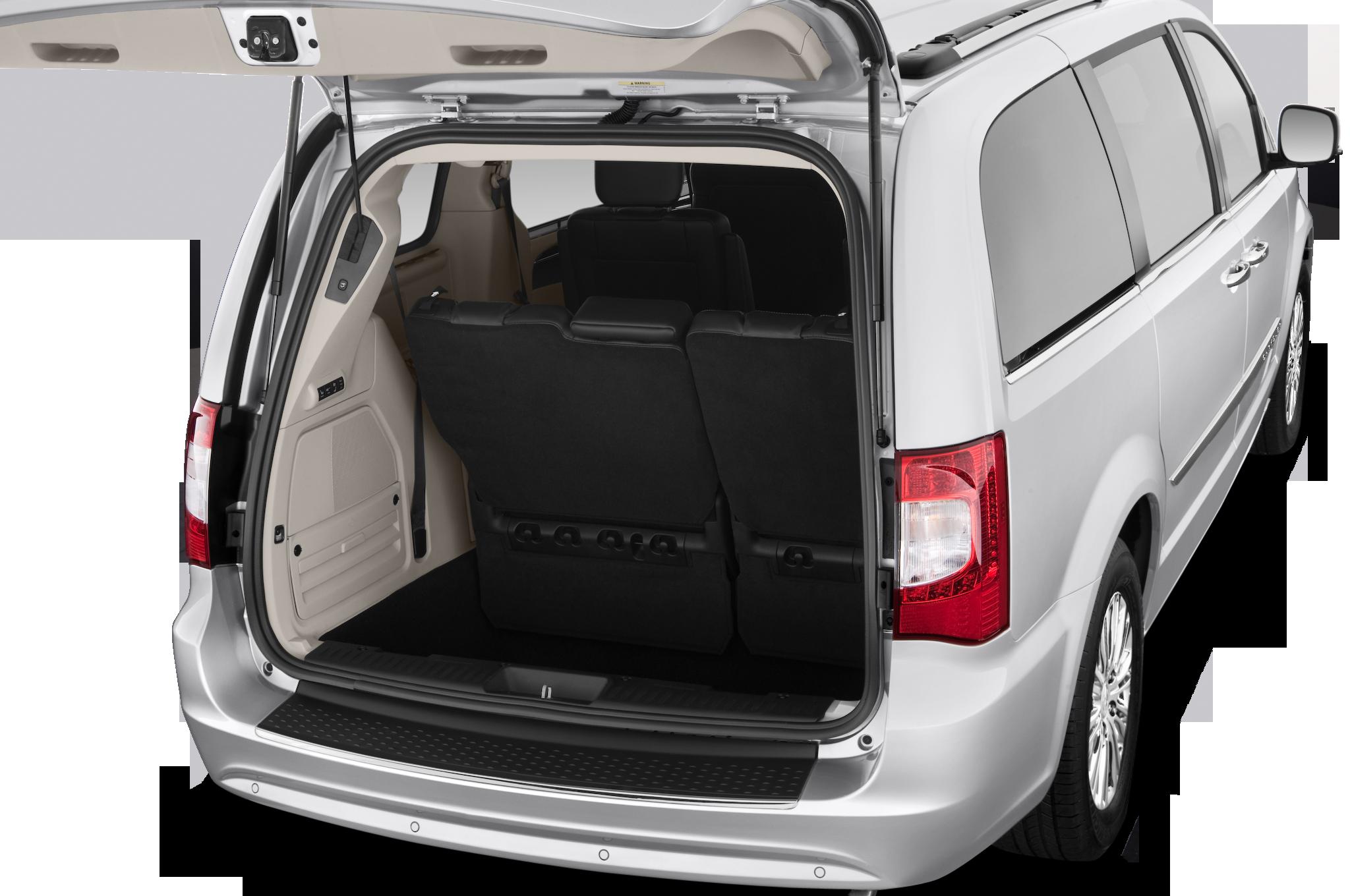 Chrysler Voyager V Restyling 2011 - 2015 Minivan #2