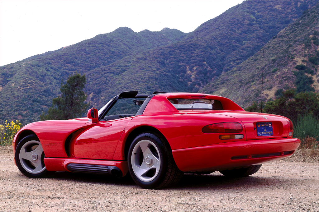 Dodge Viper I 1992 - 1995 Roadster #8