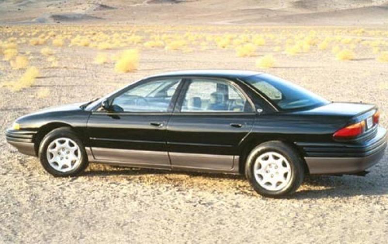 Chrysler Vision 1993 - 1997 Sedan #3