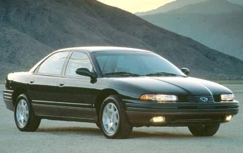 Chrysler Vision 1993 - 1997 Sedan #4
