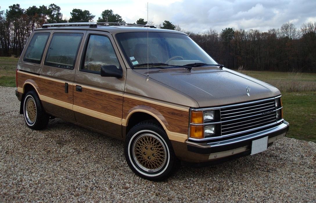 Chrysler Voyager I 1984 - 1990 Minivan #4