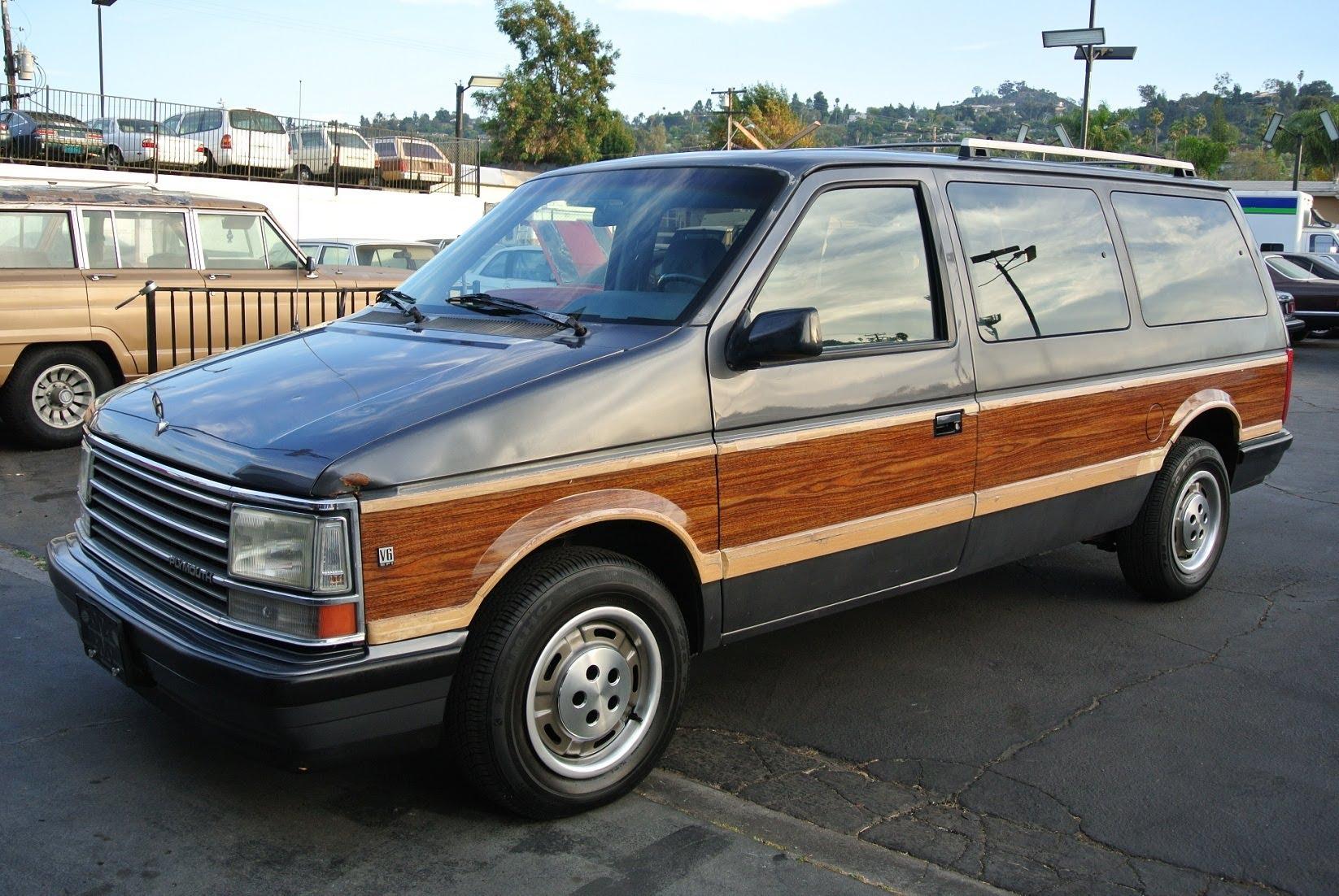 Chrysler Voyager I 1984 - 1990 Minivan #1