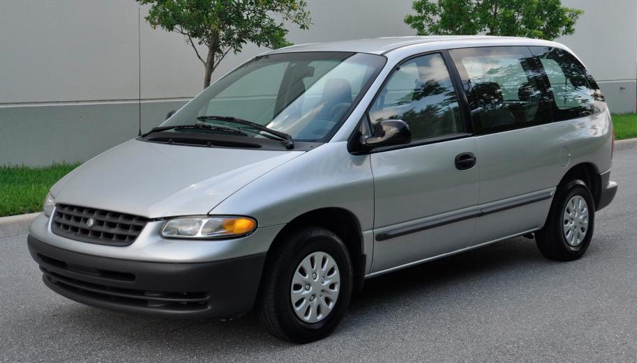 Plymouth Voyager III 1995 - 2000 Minivan #8