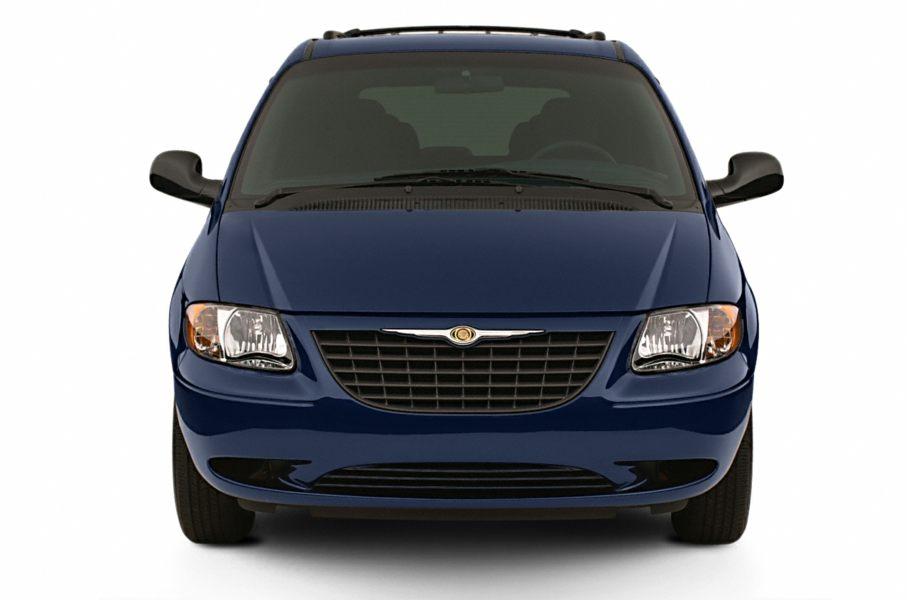 Chrysler Voyager V Restyling 2011 - 2015 Minivan #1