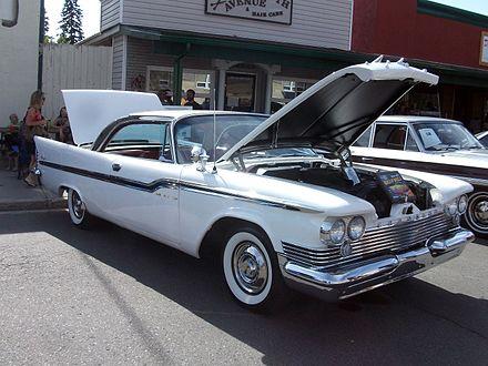 Chrysler Windsor 1939 - 1961 Sedan #6