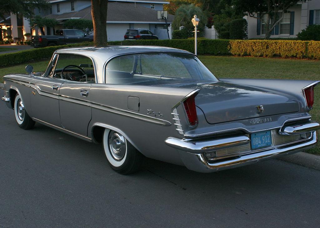 Chrysler Windsor 1939 - 1961 Sedan #2