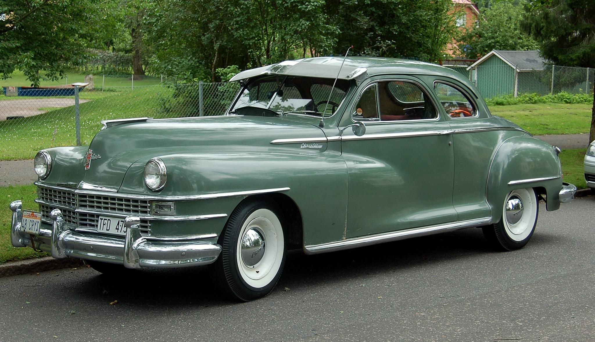 Chrysler Windsor 1939 - 1961 Sedan #3