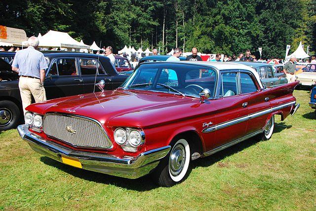 Chrysler Windsor 1939 - 1961 Sedan #1